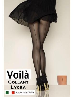 Collant Couture Voilà chair aussi disponible