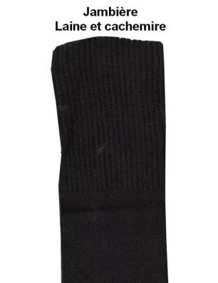 chaussettes haute laine et cachemire