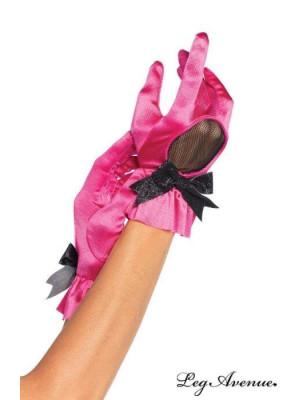 Gants de Barbie Girl Rose glamour