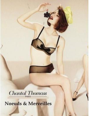 Colection irresistible Bandeau Noeuds et Merveilles Chantal Thomass