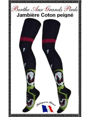Jambière Coq Berthe aux grands pieds