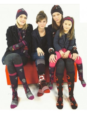 Mi Bas Berhe aux grands pieds Canada et ses soeurs