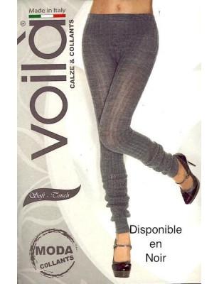 Legging en maille d'hiver Voila