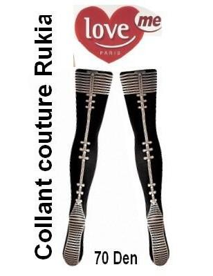 Collant Akira Rukia couture baroque