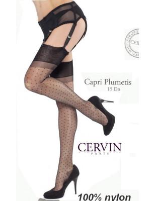 Bas Cervin Capri Plumetis
