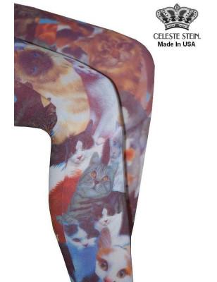 Collant Chats  Celeste Stein profil