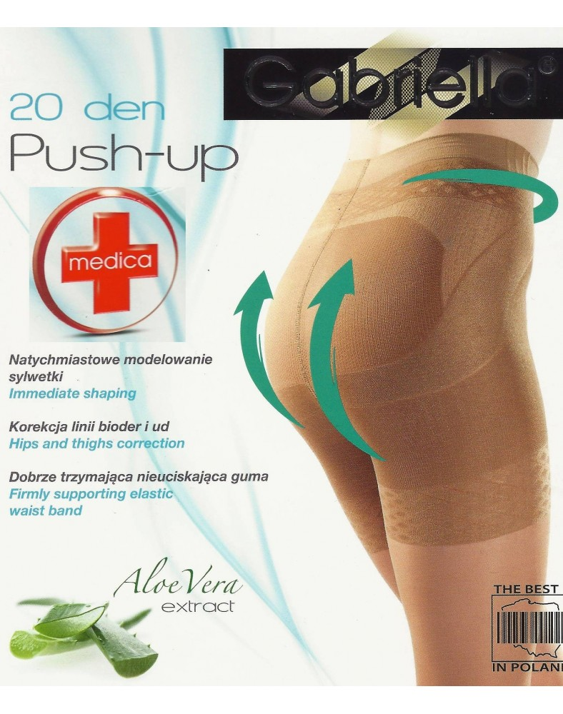 Collant Gainant 20 Den push up