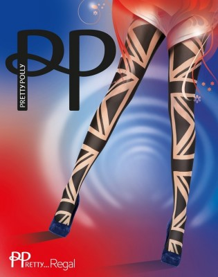 Collant Patriotic Pretty Polly