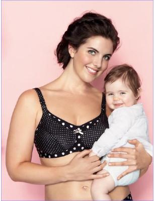 Soutien-gorge Maternity Anita 5034 Noir pois