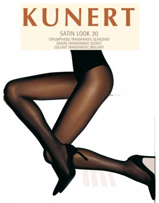 Collant Satin Look 20 Kunert noir
