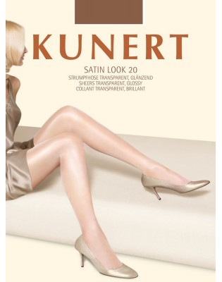 Collant Satin Look 20 Kunert gazelle