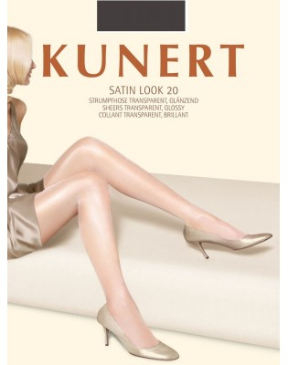 Collant Satin Look 20 Kunert antracithe