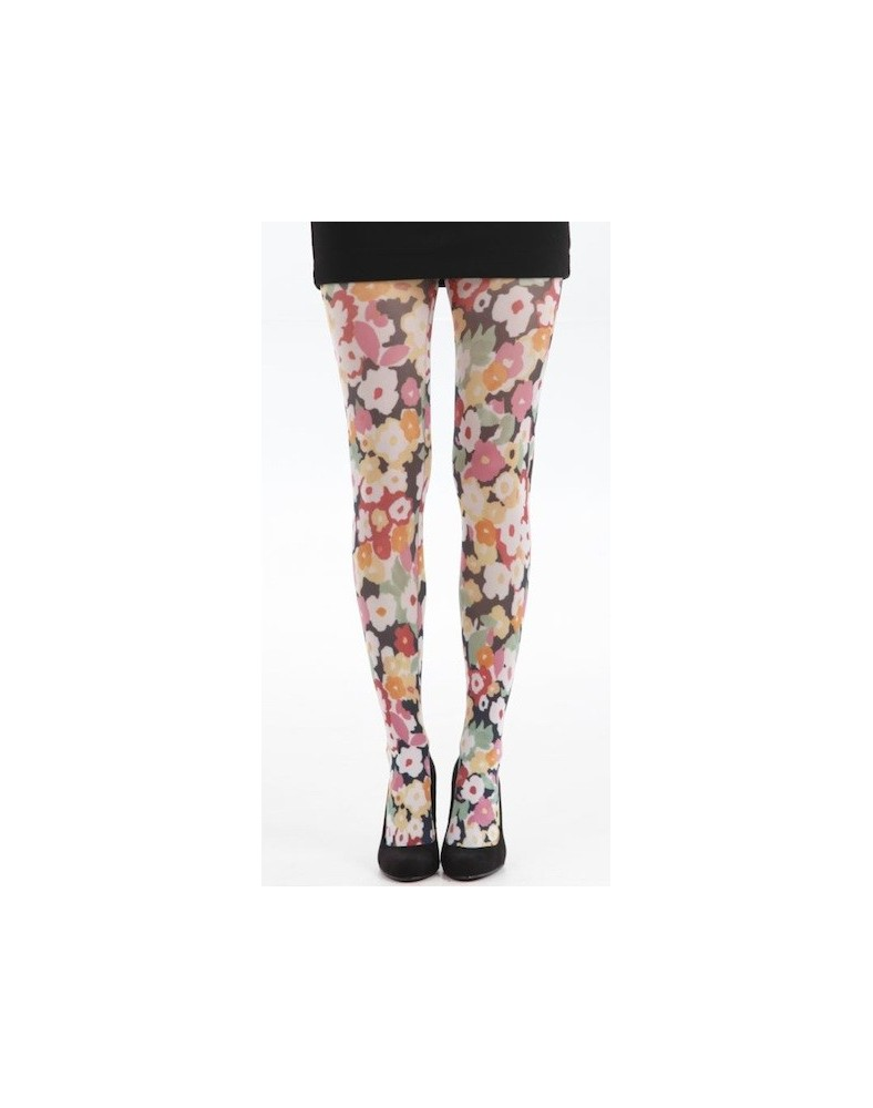 Collant Pamela Mann Flower Power