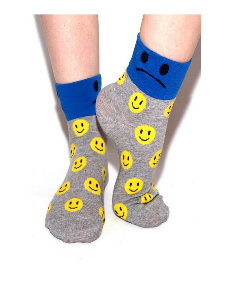 Chaussettes Smiley