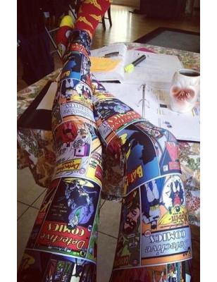 Caleçon galaxy Super héro