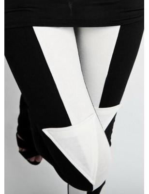Caleçon Smocking noir et blanc détail