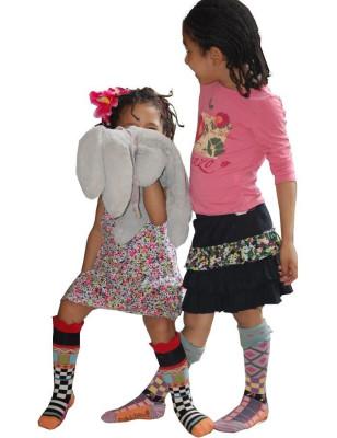 chaussettes rigolotes enfants dub et drino