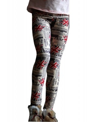 Legging Enfant news Flag