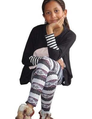 Caleçon Enfant Norvégien tricoté