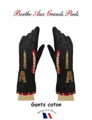 gants Berthe aux grands pieds expo 1900 GB