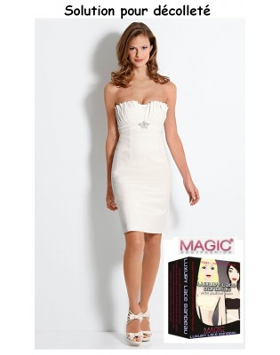 Bandeau en dentelle Magic Body Fashion