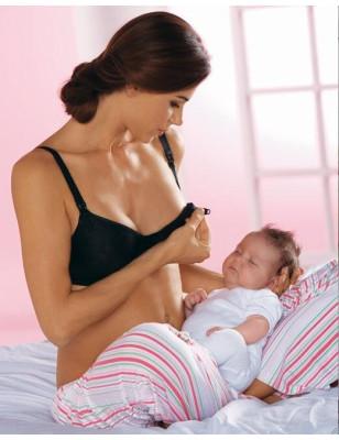 Soutien Gorge d'allaitement Anita 5035 noir bébé