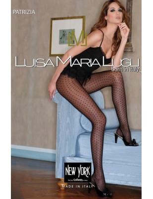 Collant Plumetis Luisa Maria Lugli