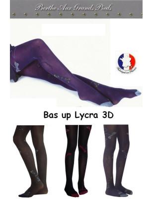 Bas up Libellules Berthe aux grands Pieds