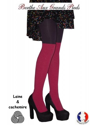 Tights wool and Cachemere