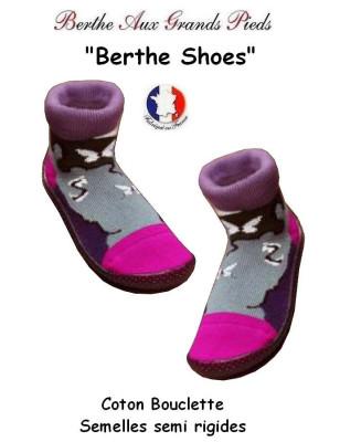 Shoes Papillons Berthe aux Grands Pieds