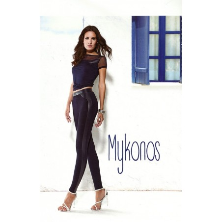 Leggings Mykonos Janira coupé cousu