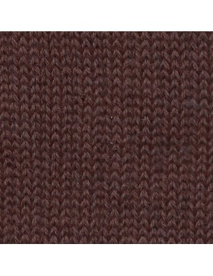 Janbière en laine lourde Cronert marron